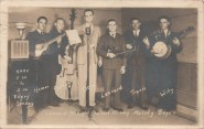 Leonard McRight and his Hi-Way Melody Boys