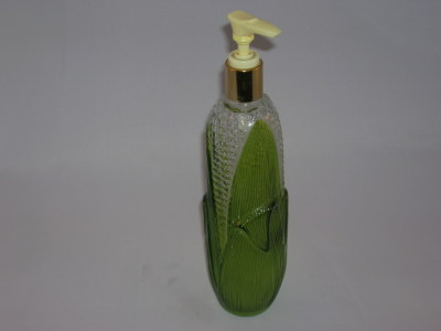 Vintage Avon Collectible Dispenser  Old Time Glass