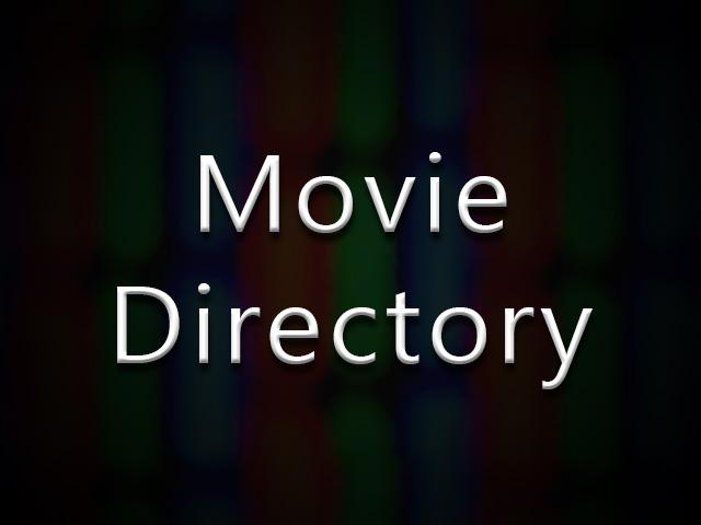 Movie Directory