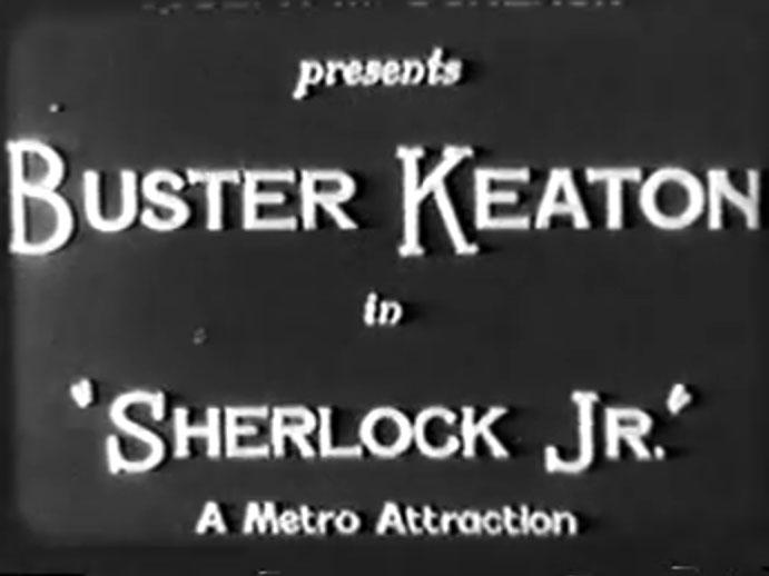 Sherlock Jr. - 1924