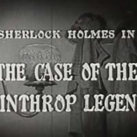 Sherlock Holmes 07 - The Case of the Winthrop Legend