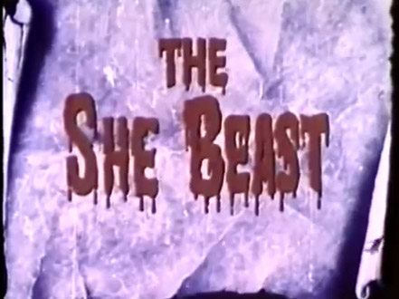 The She Beast