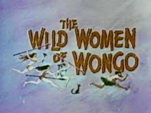 Wild Women Of Wongo - 1958