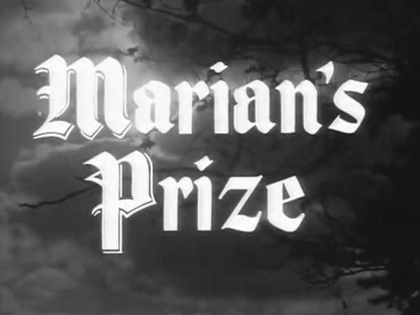 Robin Hood 116 - Marian's Prize