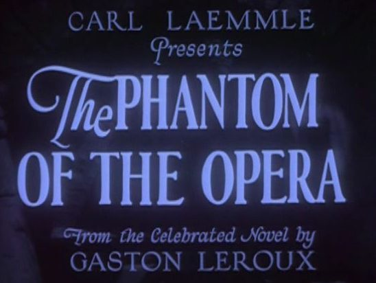 In this silent horror classic, aspiring young opera singer Christine Daaé discovers that she has a mysterious admirer intent on helping her become a lead performer. This… title=