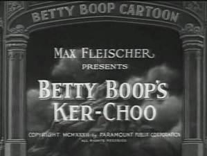 Betty Boop's Ker-Choo