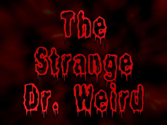 strangedrweird