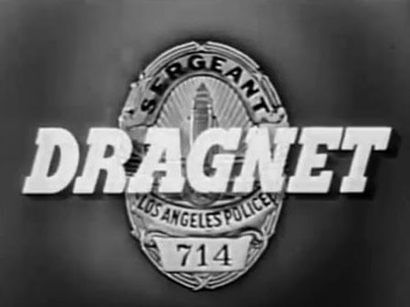 Dragnet 14 – The Big Lamp
