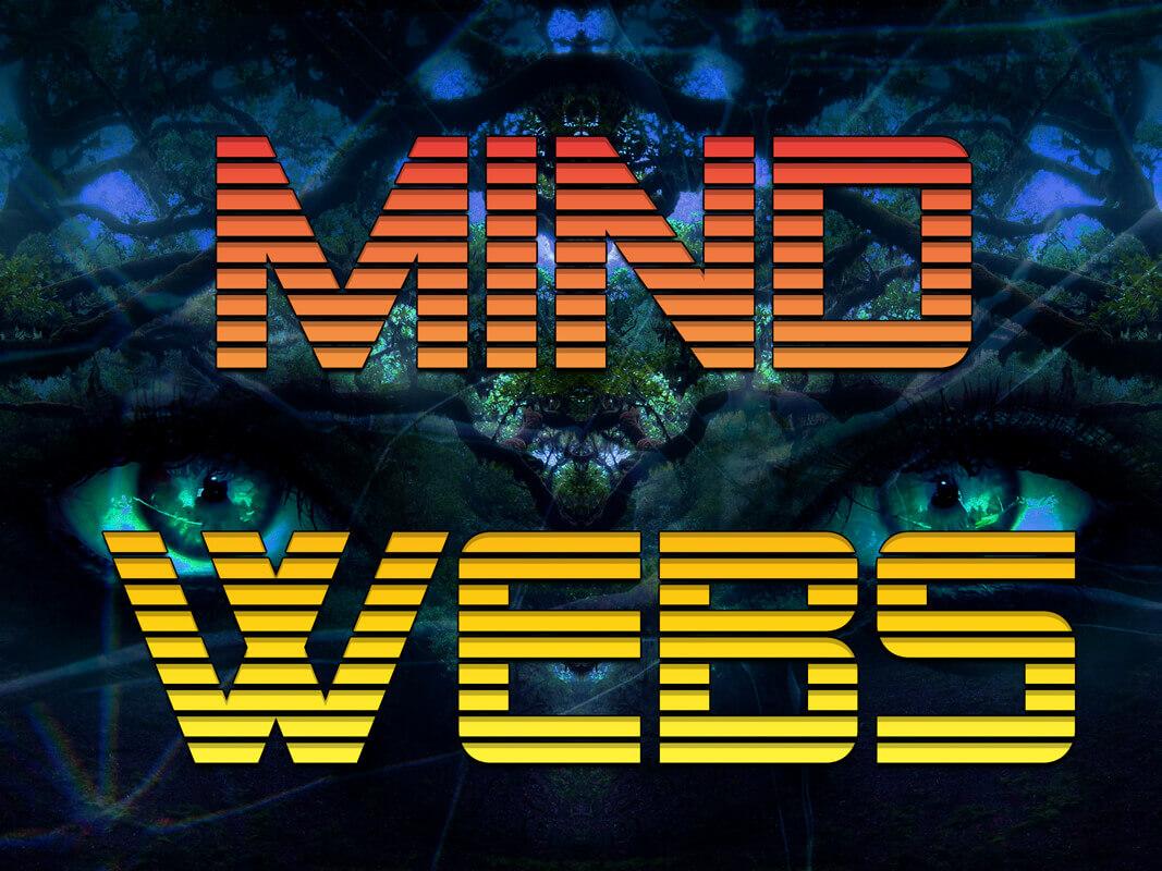 Mindwebs Radio Show Poster