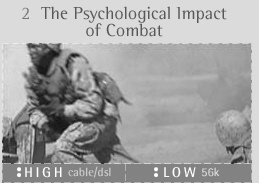 The Impact ofCombat