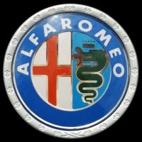 Logo Alfa Romeo Montreal (1970–1977)