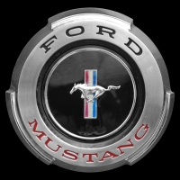 Logo Ford Mustang 289