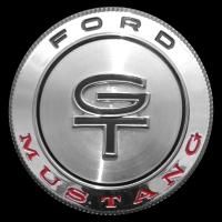 Logo Mustang GT 350
