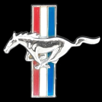 Logo Ford Mustang I