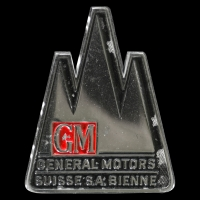 Logo GM General Motors Suisse