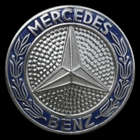 Logo Mercedes-Benz Strich 8