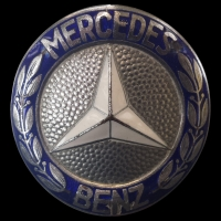 Logo Mercedes-Benz W 187