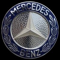 Logo Mercedes-Benz 190 D W121