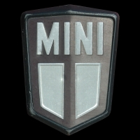 Logo Mini (British Motor Corporation)