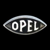 Logo OPEL ab 1910