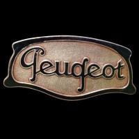 Logo Peugeot 201 B Baujahr 1929