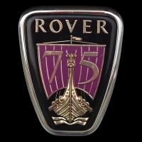 Logo Rover 75 (1998–2005)