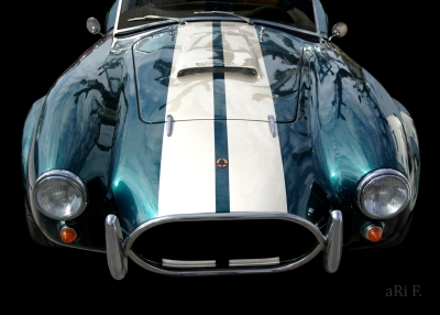 Shelby Cobra (Originalfoto)