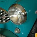 Austin-Healey 100 BN/6 Scheinwerfer