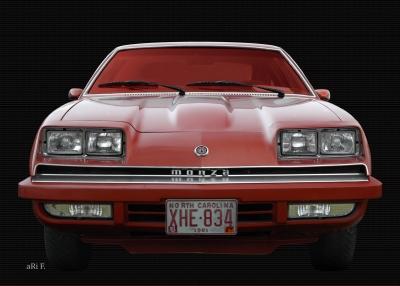 Chevrolet Monza (Originalfarbe)