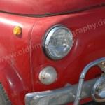Fiat 500 Nuova L Detailansicht vorn