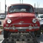 Fiat 500 Nuova L Frontansicht