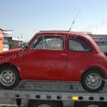 Fiat 500 Nuova L Seitenansicht