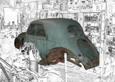 Fiat Topolino A (Version 1)