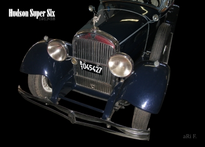Hudson Super Six (Originalfoto)
