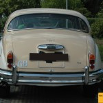 Jaguar Mark 2 Heckansicht