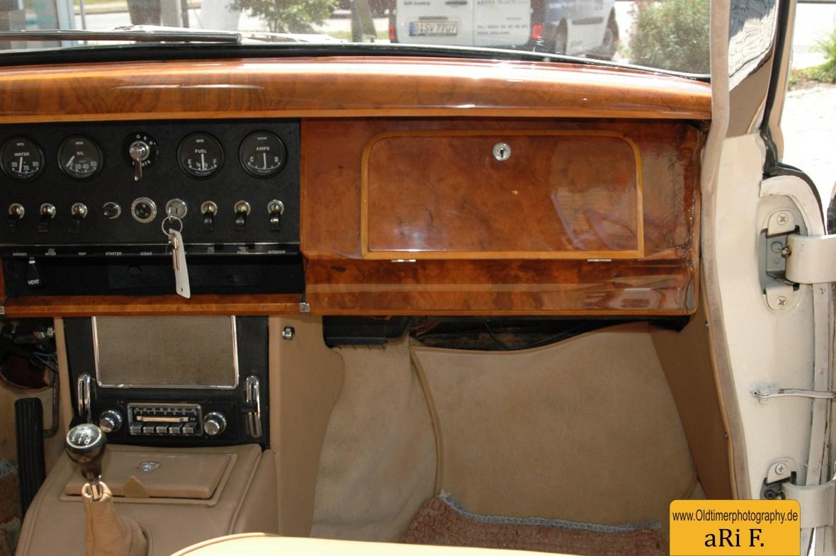 Jaguar Mark 2 Interieur Detailanischt