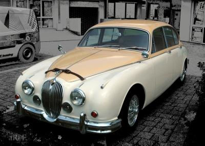 Jaguar Mark 2 2.4 Litre technische Daten