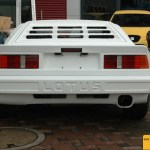 Lotus Turbo Esprit Originalfarbe