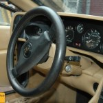 Lotus Turbo Esprit - Interieur mit Lederausstattung