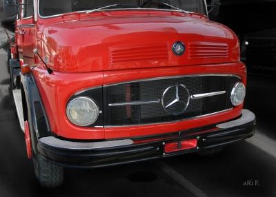 Mercedes-Benz Typ 1113 Kurzhauber (Originalfarbe)