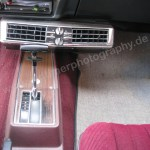Opel Admiral B Automatic Interieur