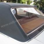 Opel Admiral B Dachdetailansicht