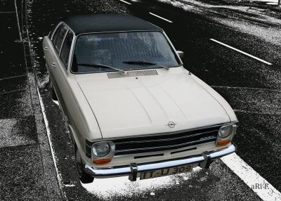 Opel Olympia A (Originalfarbe) technische Daten