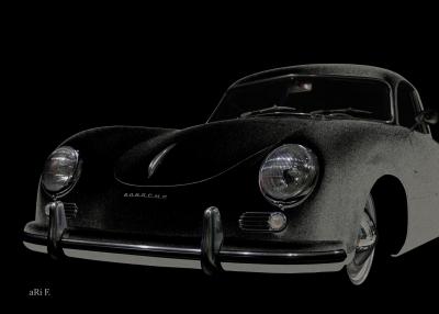 Porsche 356 Advertising 1961