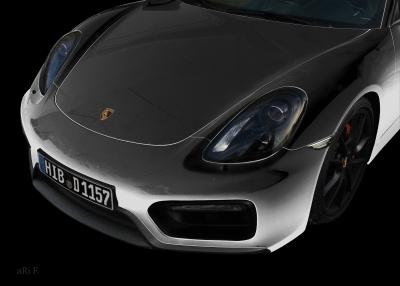 Porsche Cayman GTS (Typ 981c) Poster