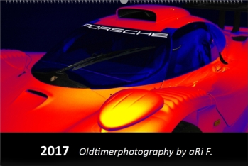 OPH Porsche-Kalender 2017