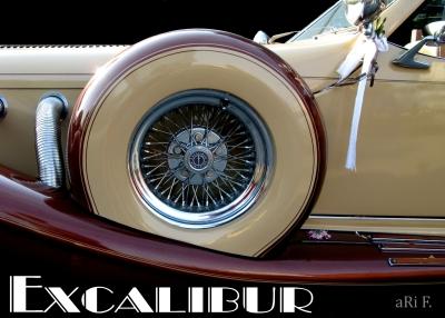 Excalibur Series IV (Originalfarbe)