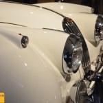 Jaguar XK 140 Frontdetail