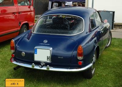 Alfa Romeo Giulietta Sprint 1600 - Rückansicht