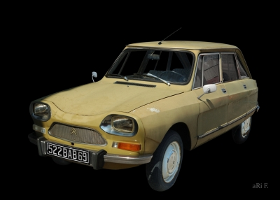Citroën Ami 8 Berline (Originalfarbe)